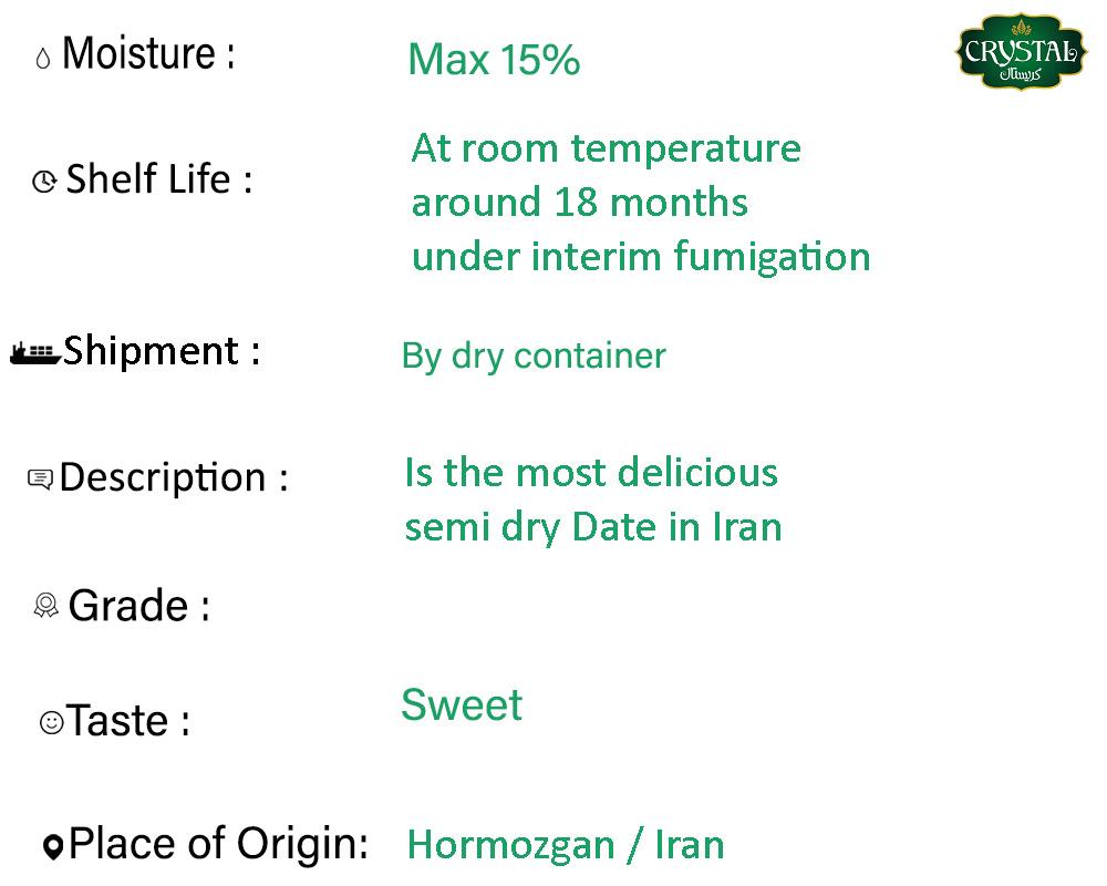 Piarom-dates list
