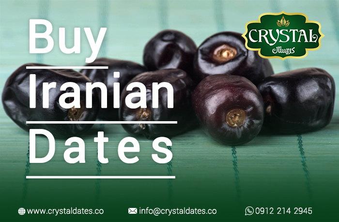 Buy iranian dates crystal Company