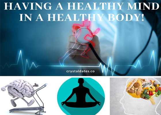 Having a healthy mind in a healthy body