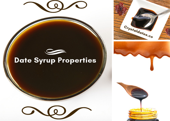 date syrup properties