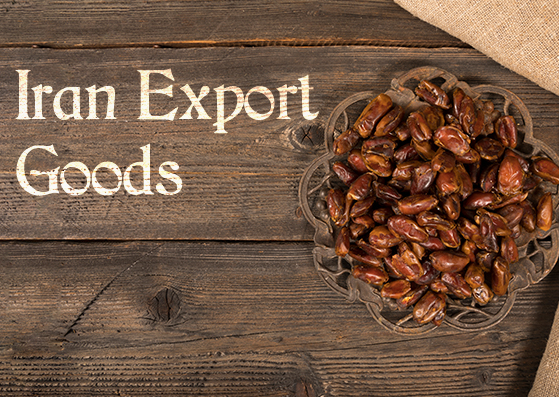 Iran export goods