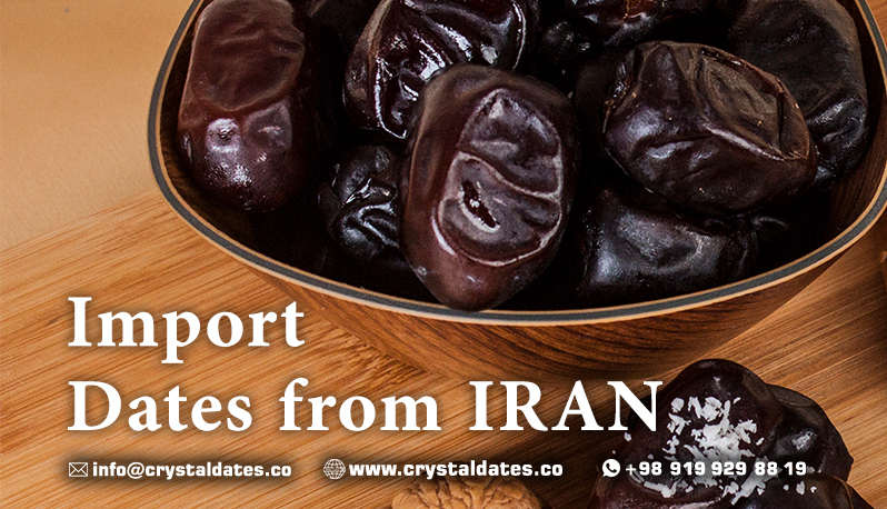 Import Dates from Iran