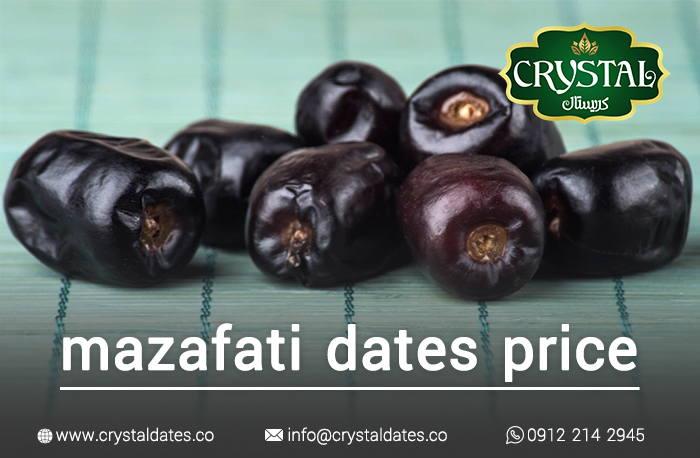 mazafati dates price crystal