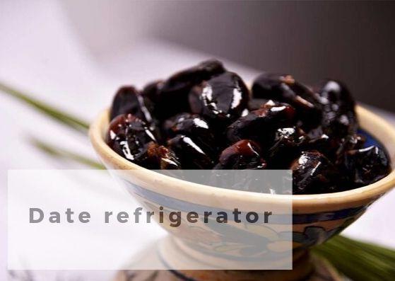 Date refrigerator