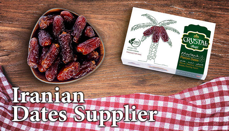 Iranian Dates supplier