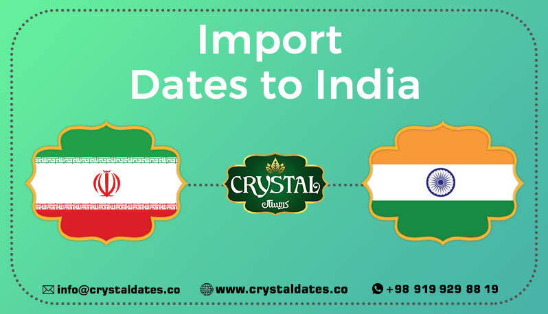 Import Dates to India 1