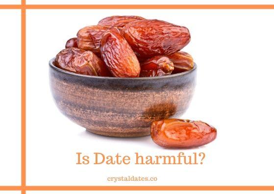 Is Date harmful
