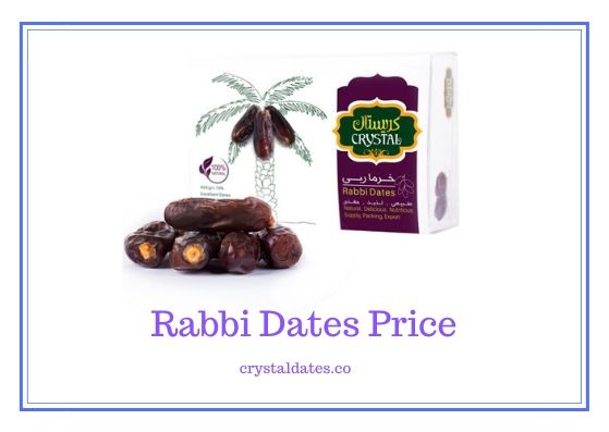 Rabbi Dates Price