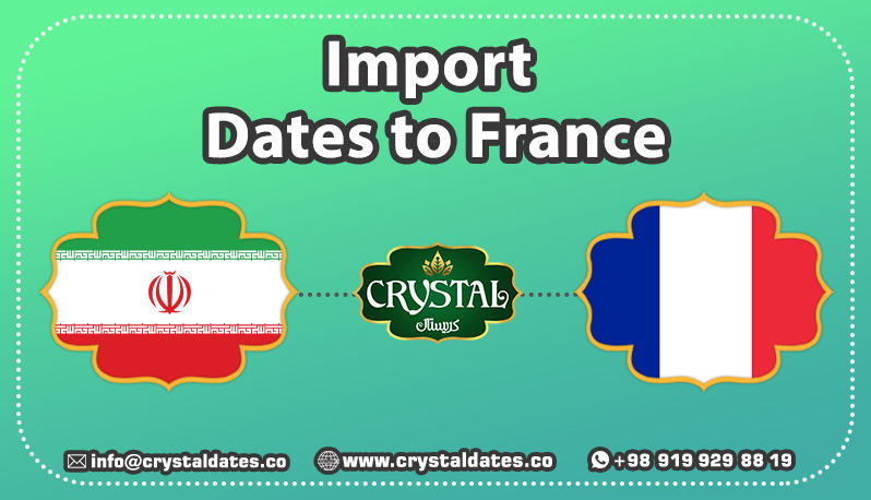 Import Dates to France