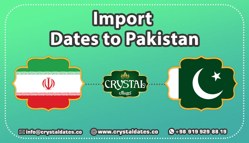 import dates to pakistan