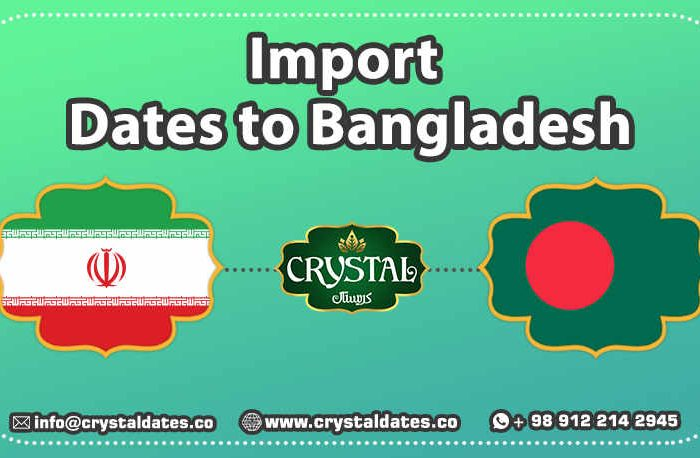Import  Dates to Bangladesh