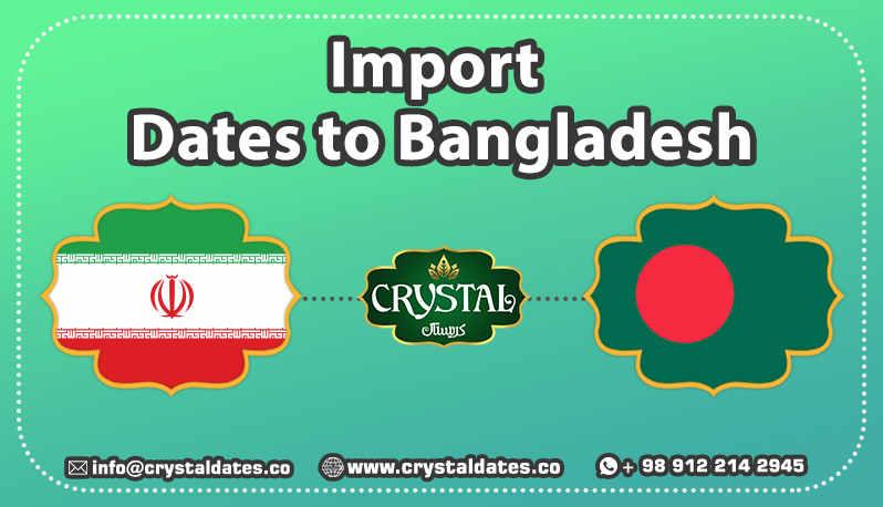 Import Dates to Bangladesh
