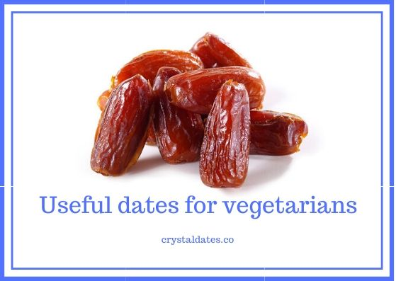 Useful dates for vegetarians