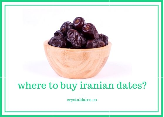 where to buy iranian dates