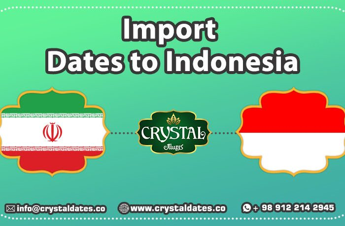 Import Dates to Indonesia