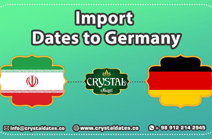 Import dates to Germany