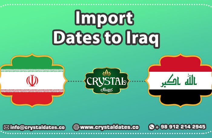 Import dates to Iraq