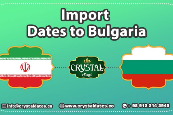Import Dates to Bulgaria