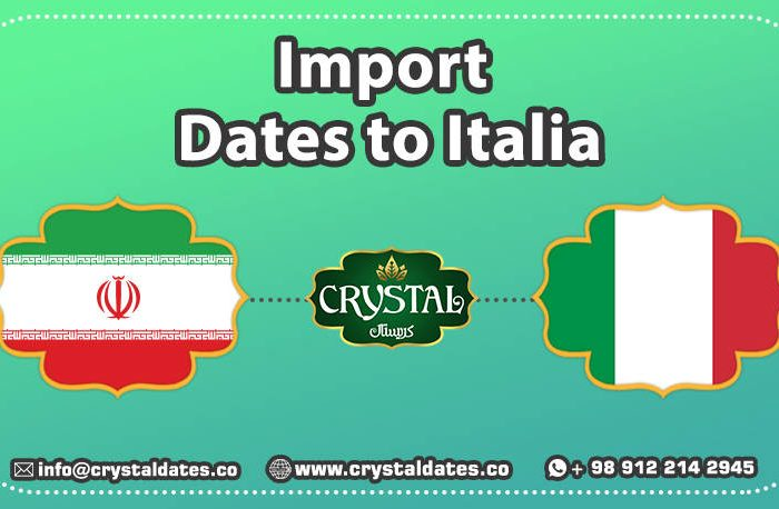 Import dates to Italy