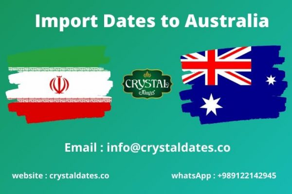 Import Dates to Australia