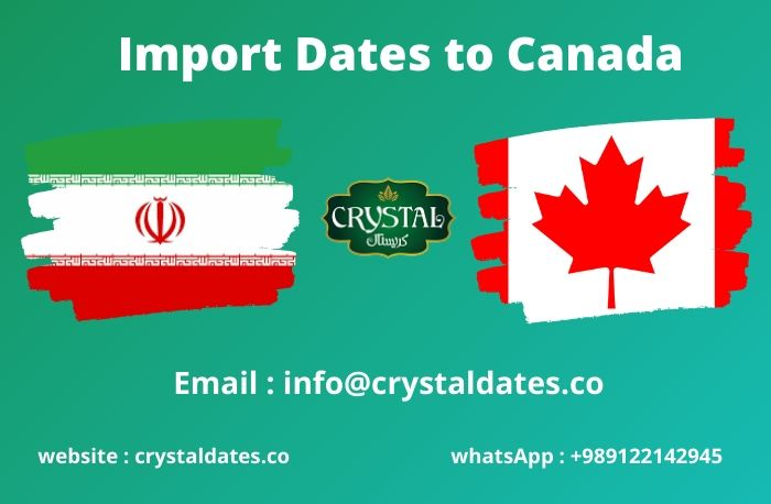 Import Dates to Canada