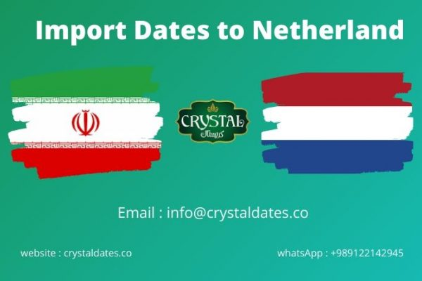Import Dates to Netherland