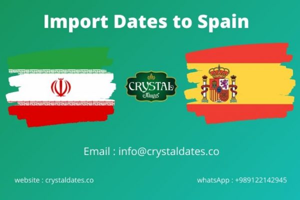 Import Dates to Spain