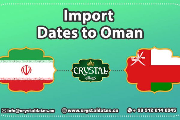 Import dates to Oman
