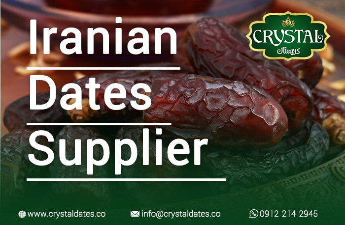 Iranian dates supplier crystal company