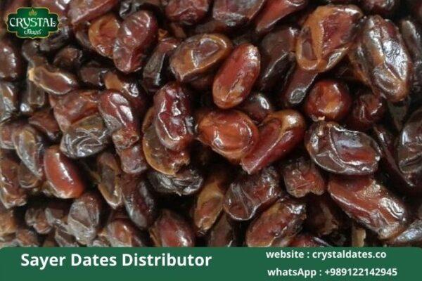 Sayer Dates Distributor
