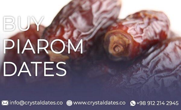Buy piarom dates crystal dates company