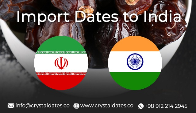 import dates to india crystal dates company