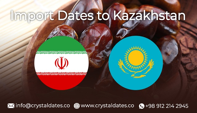 import dates to kazhakestan crystal dates company