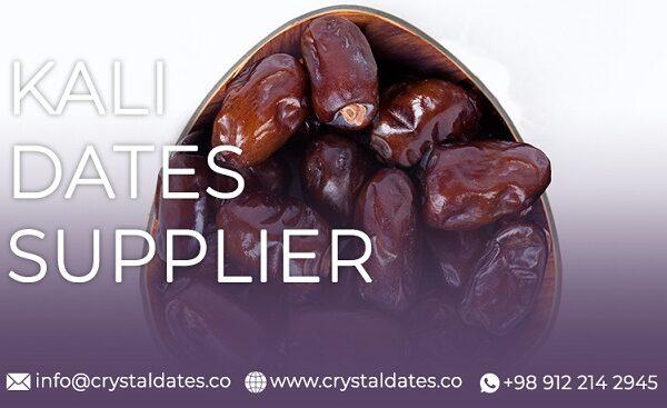 kali dates supplier