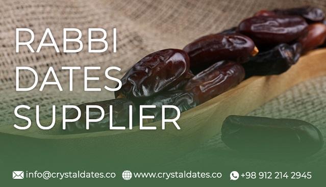 rabbi dates supplier