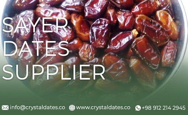 sayer dates supplier