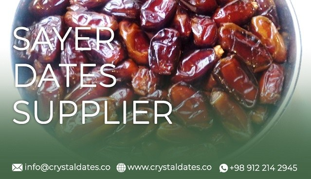 sayer dates supplier