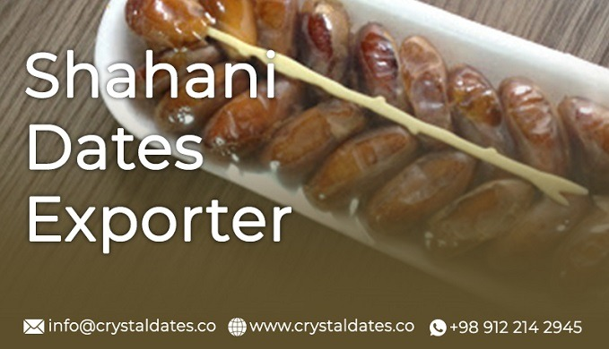 Shahani dates exporter