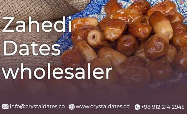 Zahedi dates wholesaler Crystal dates company