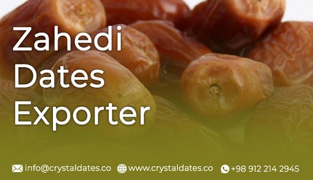 zahedi dates exporter