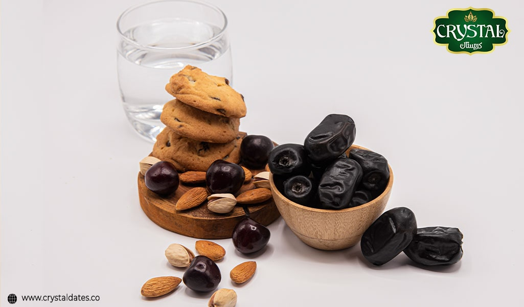 Dates are one of the primary sources of Antioxidants.