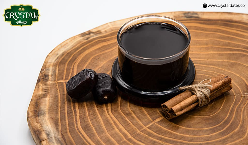 Date syrup has antibacterial benefits
