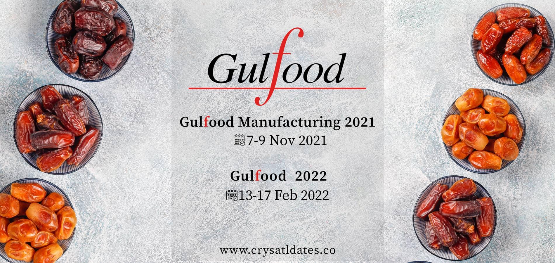 Gulfood Exhibition Banner